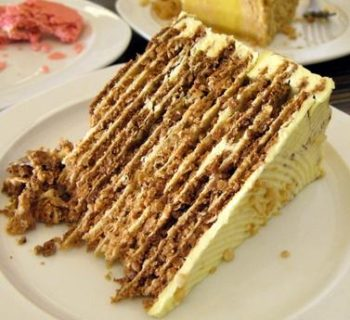 Sans Rival (Cashew Torte)