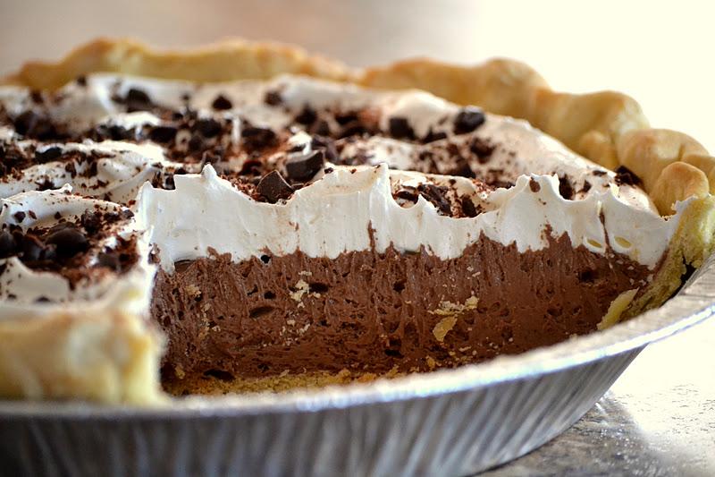 certified winner amongst chocoholics, this Chocolate Fudge Pie is ...