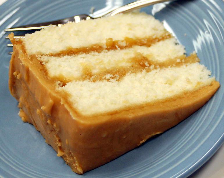 Cake Dessert Recipes With Pictures : Classic Caramel Cake Easy Dessert