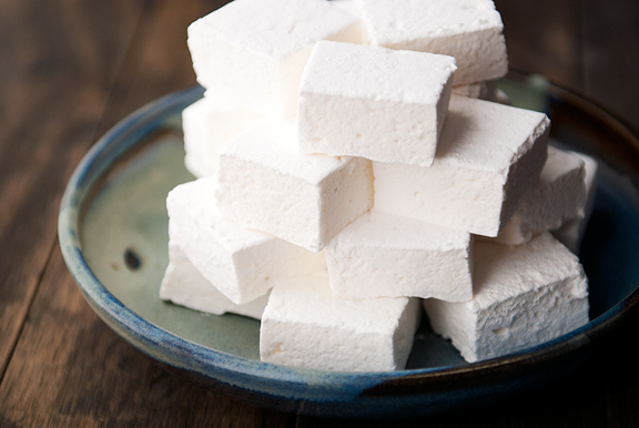 Homemade Marshmallows Recipe — Dishmaps