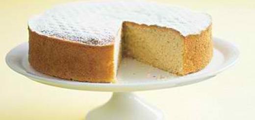 Easy Dessert - Vanilla Butter Cake