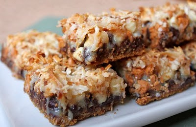 Seven-Layer Bars – Easy Dessert