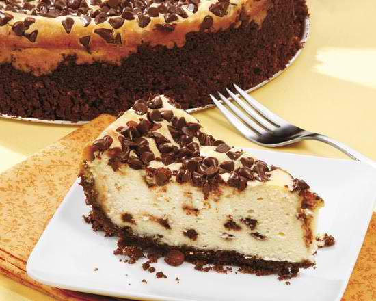 Microwave Chocolate Chip Cheesecake – Easy Dessert