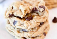 easy dessert, dessert recipes, cookie recipes, Fully-Loaded Marshmallow Cookies