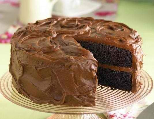 Devil's Food Cake | Easy Dessert