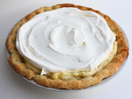 ... to look at. Here is an easy dessert recipe for Lemon Chiffon Pie