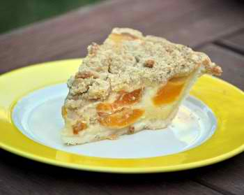 Peaches and Cream PiePeaches and Cream Pie