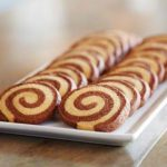 Chocolate-Orange Pinwheel Cookies