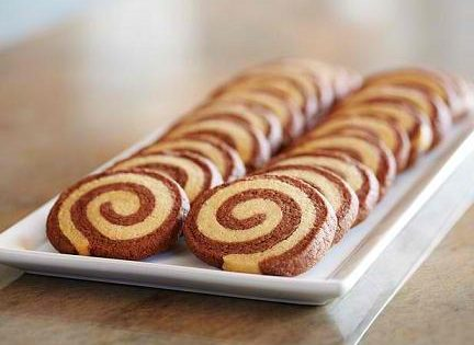 Best Chocolate Pinwheel Cookie Recipe