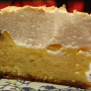 Italian Meringue Cheesecake