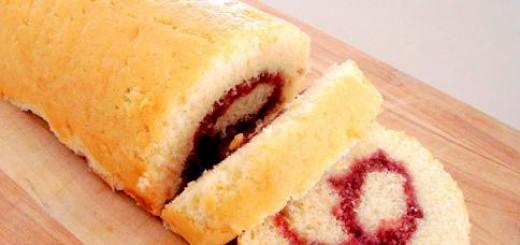 Raspberry Jelly Roll
