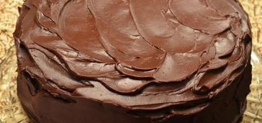 Chocolate Mud Cake