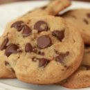 Hazelnut Butter Chocolate Chips Cookies