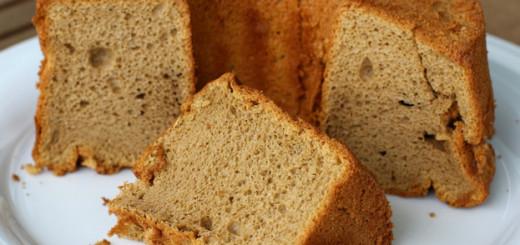 Spiced Coffee-Honey Cake