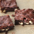 Nutty Mocha Brownies