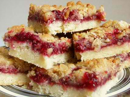 ... . Here is an easy dessert recipe for Raspberry Oatmeal Cookie Bars