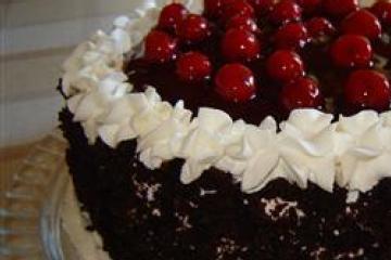 Black Forest Cake | Easy Dessert