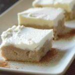Cinnamon Sugar Cookie Bars