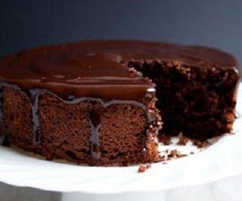 Mocha Decadence Cake