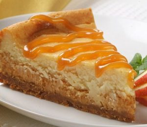 Butterscotch Caramel Cheesecake