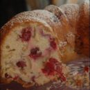 Cranberry-Almond Coffee Cake