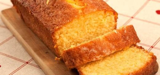 Lemon Cake with Lemon Drizzle