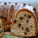 Chocolate Chip & Peanut Butter Pound Cake