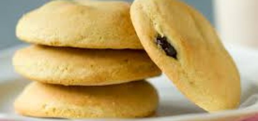 Raisin-Filled Cookies