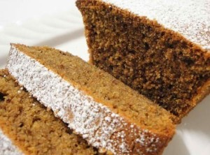 Coffee Butterscotch Pound Cake