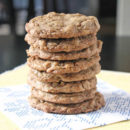Figs & Honey Oatmeal Cookies