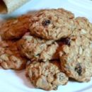 Apple Raisin Cookies