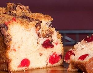 Cherry Nut Pound Cake