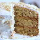 Coconut Pecan Cream Cake