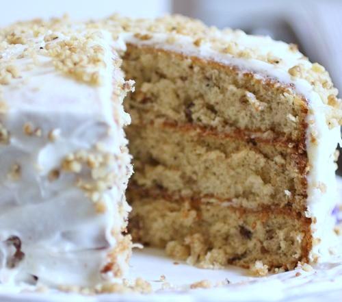 Easy Pecan Pound Cake Recipe
