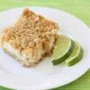 Coconut Lime Macadamia Bars