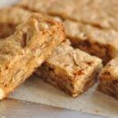 Brown Sugar-Pecan Blondies