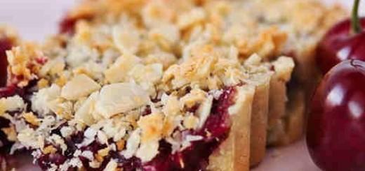Cherry Coconut Pie