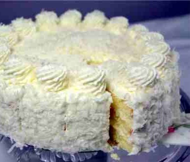 Coconut-Pineapple Cake