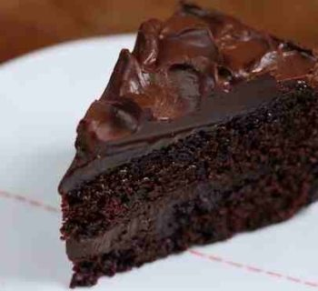 Special Dark Chocolate Cake