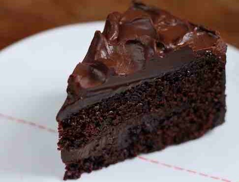 Special Dark Chocolate Cake Easy Dessert