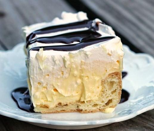 Eclair Cake Recipe Puff Pastry
