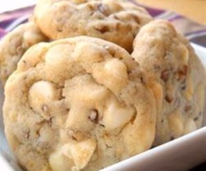 Zesty White Chocolate Chip Cookies