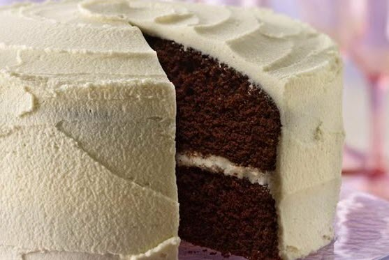 Whipped Cream Cake Filling Recipe Chocolate Whipped Cream Cake