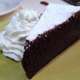 Another Flourless Chocolate Cake