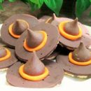 Holloween Dessert - Witch's Hat Cookies