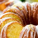 Triple Citrus Bundt Cake